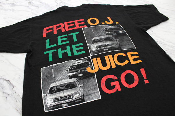 OJ Simpson 90s 'Let The Juice Go' XL