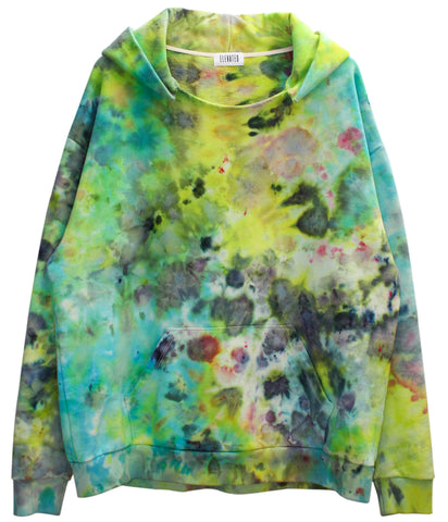 Elevated 'Jungle Dye' Hoodie S-XXL