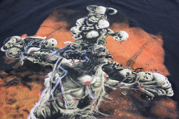 Megadeth '98 'Looking Down The Cross' XL