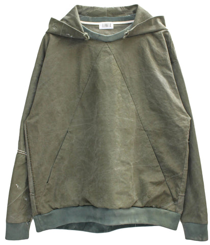 Elevated 'Sacred Geometry Military' Hoodie S-XXL