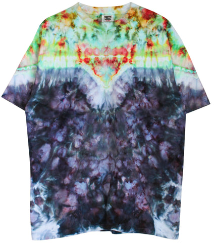 Elevated 'Galaxy Tie Dye' XL