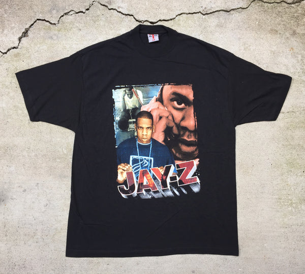 Jay-Z 2001 'Blueprint Tour Bootleg' XXL *Deadstock*