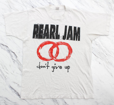 Pearl Jam '92 'Don't Give Up / EU Tour' Large