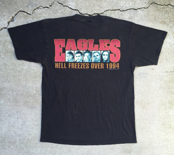 Eagles 1994 'Hotel California / Hell Freezes Over' XL