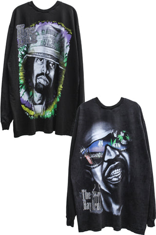 2-in-1 Mac Dre '04/'05 Big Face Tribute Long Sleeve XXXL