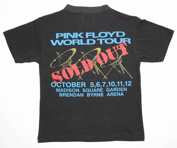 Elevated Youth Reworked '87 Pink Floyd 'Momentary Lapse Tour' Youth XS/S *1 of 1*