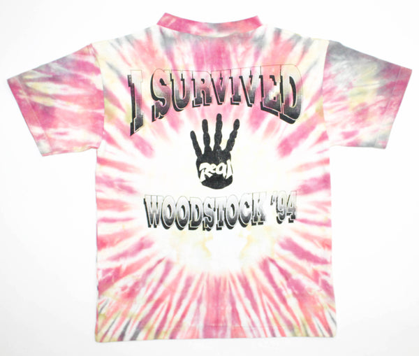 Elevated Youth Reworked '94 Woodstock Tie Dye XS *1 of 1*