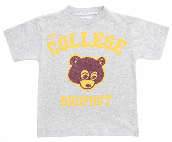 Elevated Youth Reworked '04 Kanye West 'College Dropout Bear' Youth XS *1 of 1*