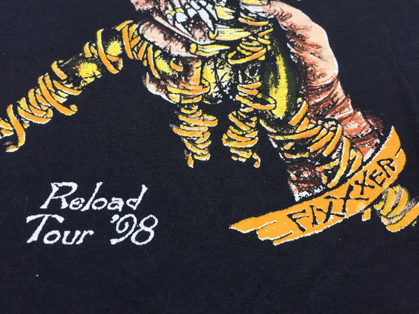 Metallica '98 'Fixxxer / Reload Tour' Medium *Rare*