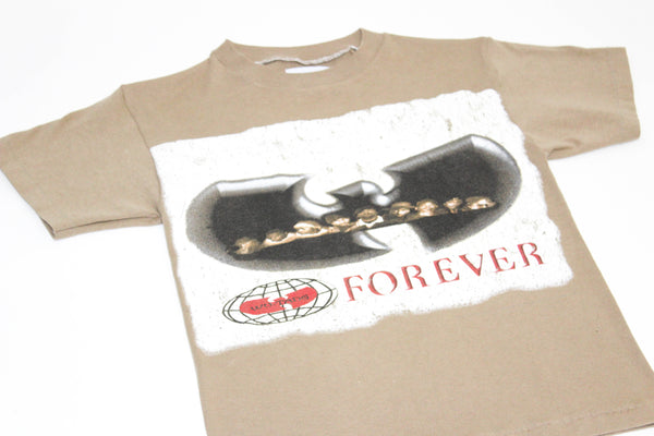 Elevated Youth Reworked '97 Wu Tang 'Forever Promo Tan' XS *1 of 1*