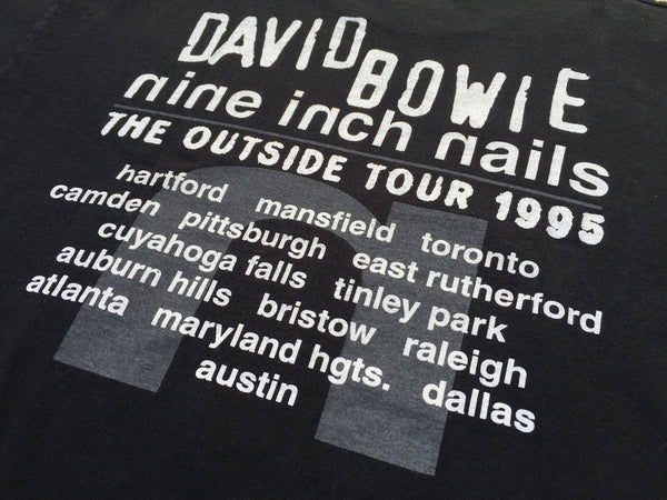 Nine Inch Nails '95 'Outside Tour' XL