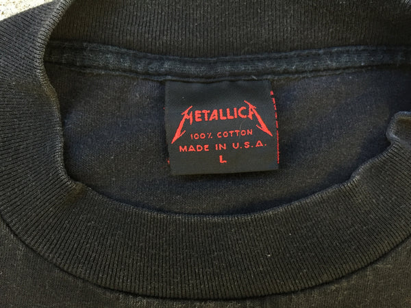 Metallica '91 'Don't Tread on Me' Large