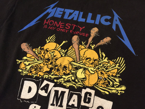 Metallica '94 'Damage Inc Tour' Medium