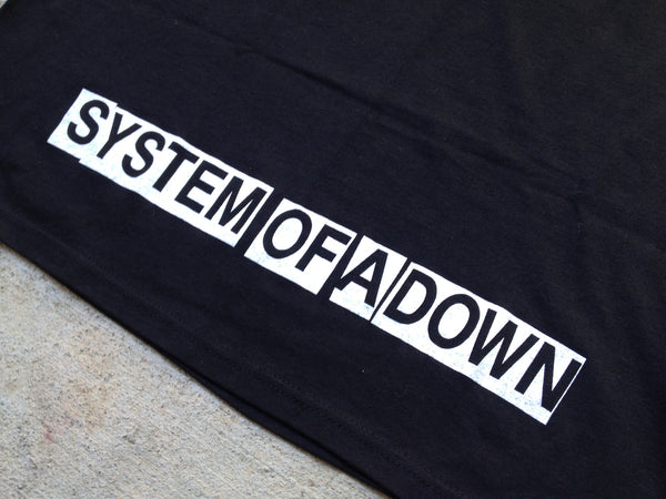 System Of A Down 1998 'Hand Logo' XL