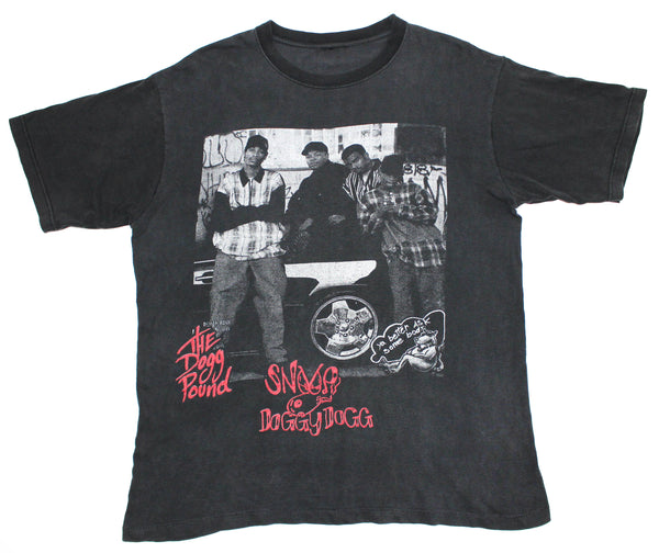 Snoop Dogg / Dogg Pound '93 'Ain't No Fun / Joe Cool Bootleg' XL *RARE*