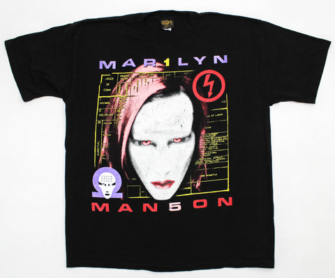 Marilyn Manson '98 'Beautiful Monsters Tour Bootleg' Large