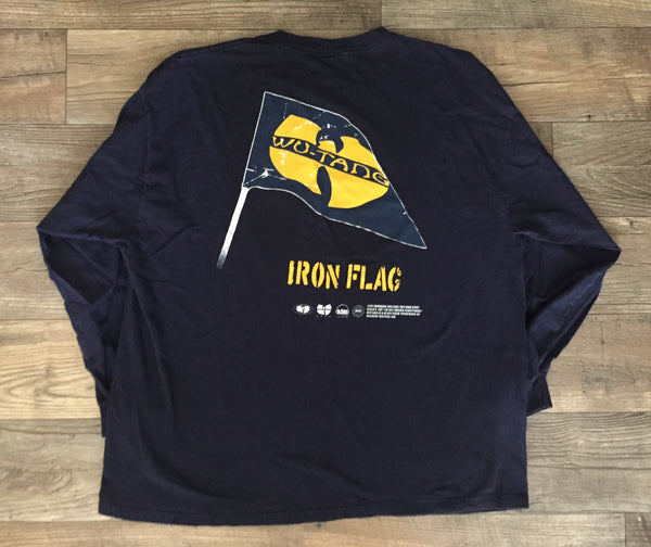 Wu Tang Clan '01 'Iron Flag Promo' XXL