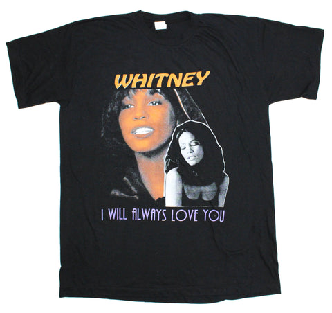 Whitney Houston '92 'I Will Always Love You Bootleg' XL/XXL