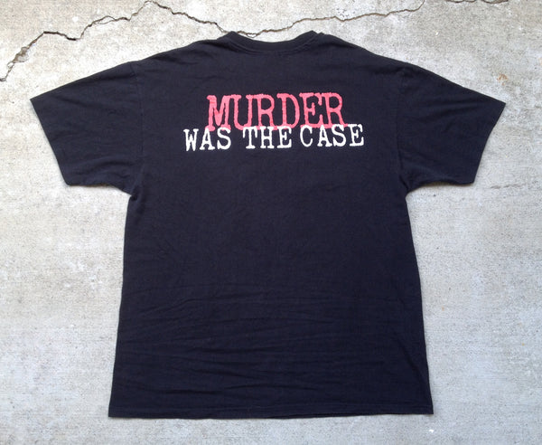 Snoop Doggy Dogg 1994 'Murder Was The Case' XL
