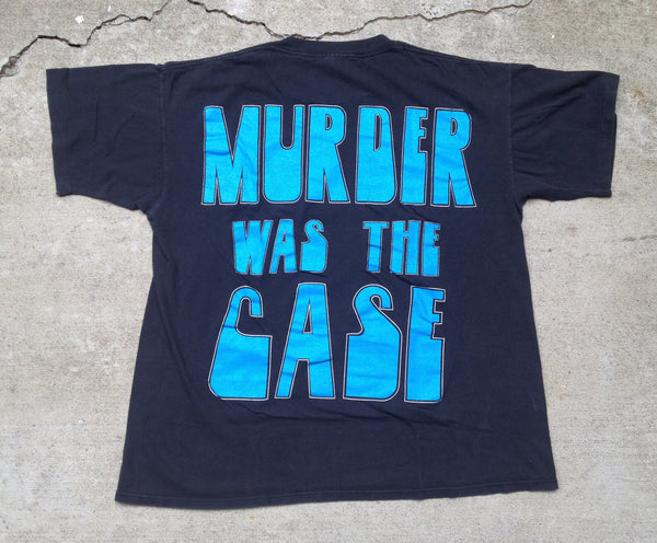 Snoop Doggy Dogg 1993 'Murder Was The Case' XL