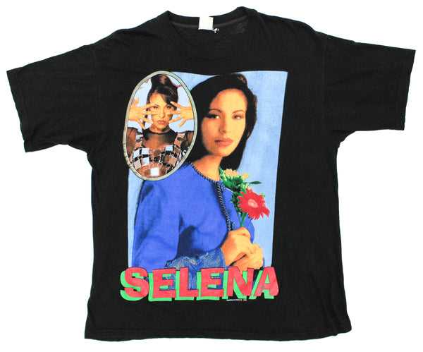 Selena '95 'Rose Tribute Bootleg' Large *Thin*