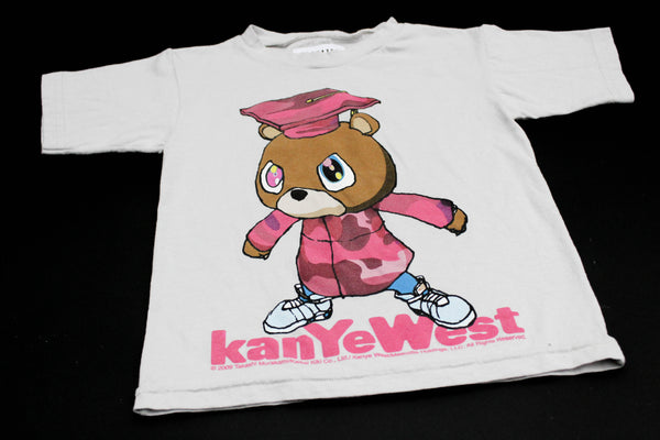 Elevated Youth Reworked '09 Kanye West 'Graduation Bear' 3T *1 of 1*