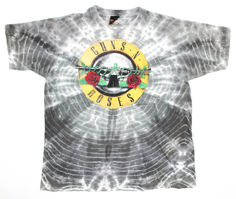 Guns N' Roses '87 'Appetite For Destruction Tie Dye' XL