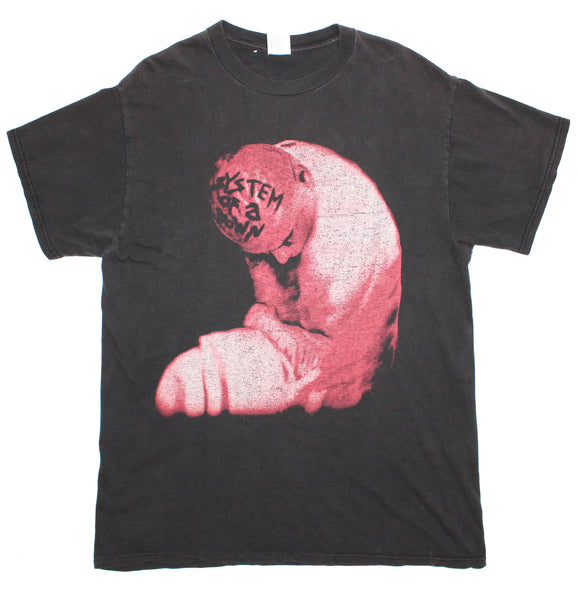 System Of A Down '96 'Second Demo' XL *Rare**Heavy Fade*