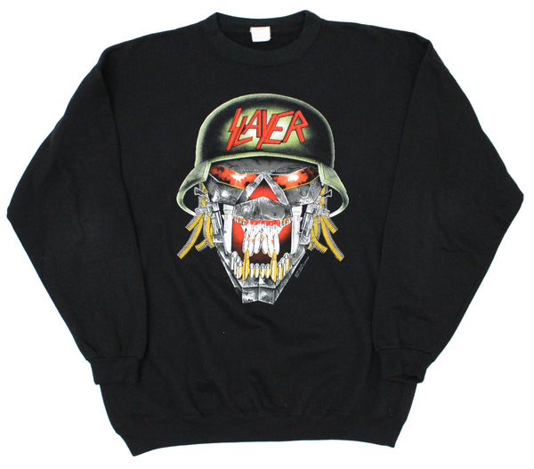 Slayer '91 'War Ensemble' XL Crewneck *RARE*