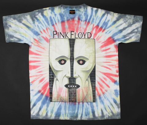 Pink Floyd 1994 Division Bell Tour Tie Dye XL/XXL *1 of 1*