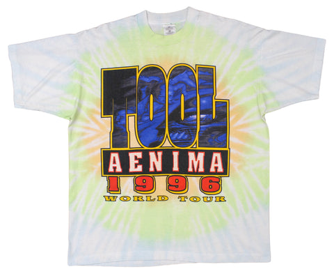 Tool '96 'Aenima Tour Tie Dye' L/XL *RARE 1 of 1*