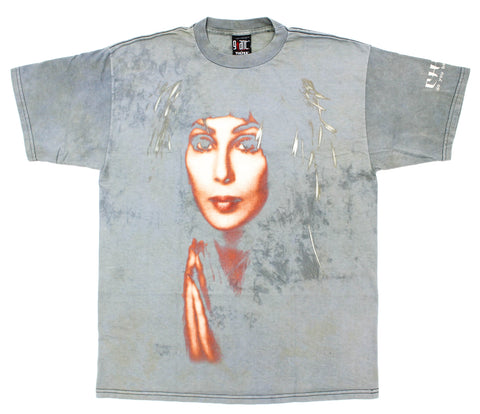 Cher '99 'Do You Believe? Tour' XL *Heavy Fade*