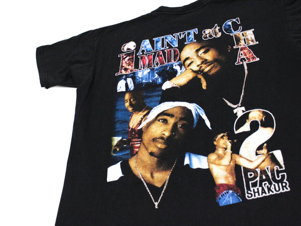 2Pac 90s 'California Love / I Ain't Mad At Cha Bootleg' XL