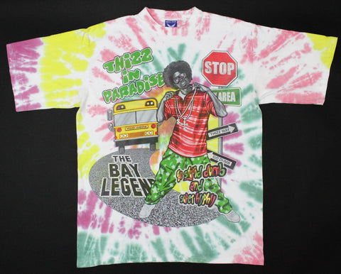 Mac Dre '04/'05 Thizz In Paradise Tribute Tie Dye XL/XXL *1 of 1*