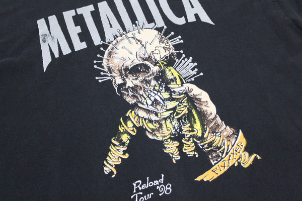 Metallica '98 'Fixxxer / Reload Tour' XL *Rare*