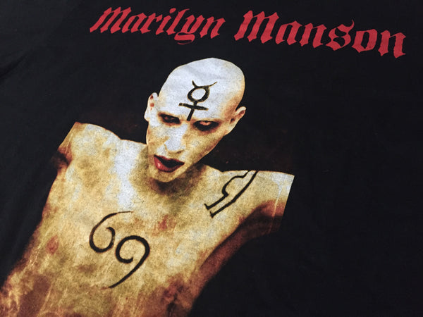 Marilyn Manson 2000 'Mercury / Fight Song' XL/XXL