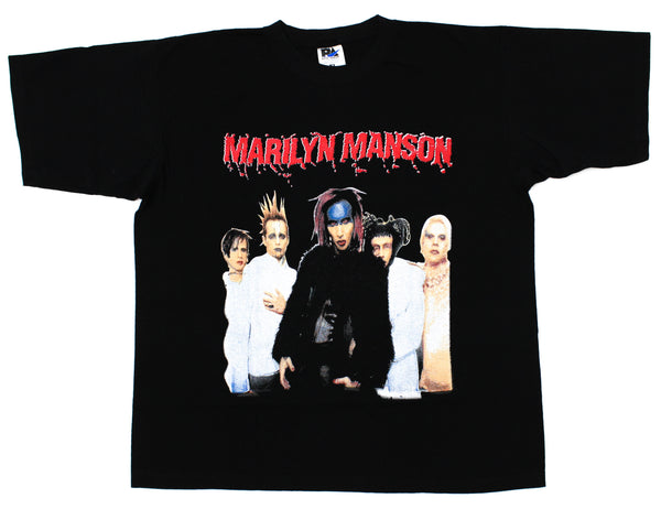 Marilyn Manson '98 'Get The Fuck Outta The Way' XL/XXL *RARE*