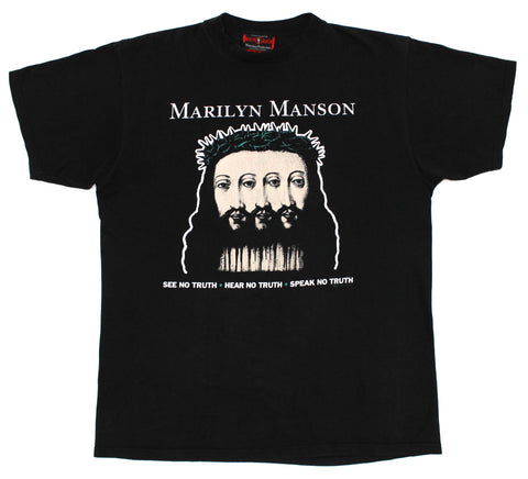 Marilyn Manson '96 'Believe' XL/XXL