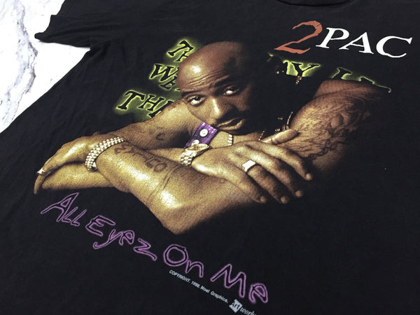 2Pac '98 'All Eyez On Me / Thug Life' XL