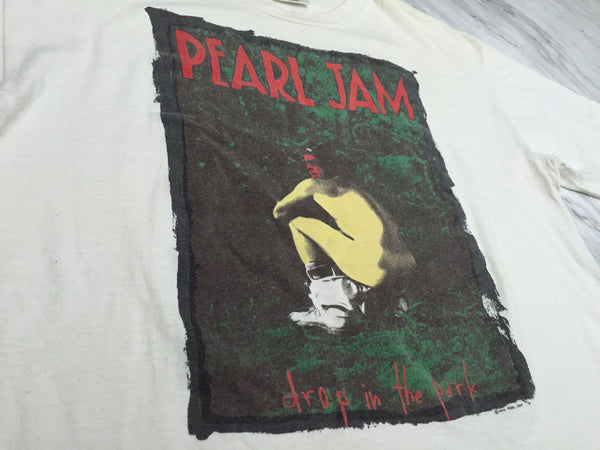 Pearl Jam '92 'Drop In The Park' XL
