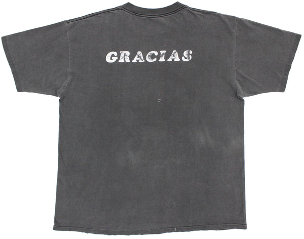 Sonic Youth 1992 'Dirty / Gracias' XL/XXL *Heavy Fade*
