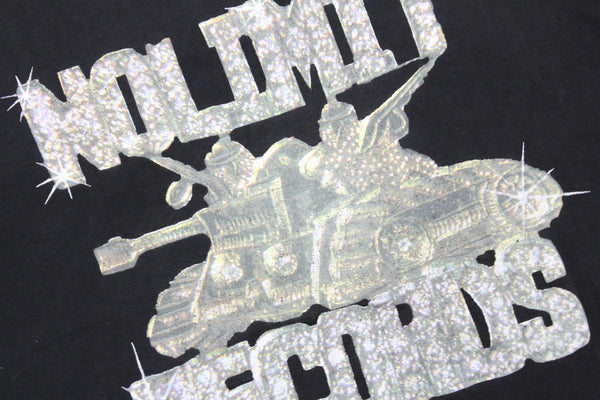 No Limit Records 90s 'Tank Logo' XXL *Soft and thin*