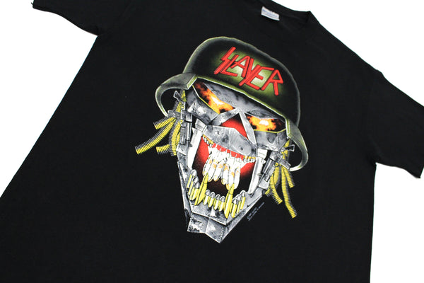 Slayer 1991 'War Ensemble / Clash of The Titans Tour' L/XL