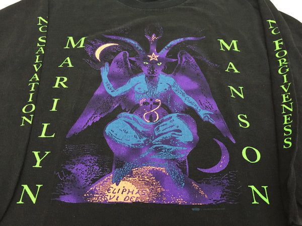 Marilyn Manson '96 'The Reflecting God' Large