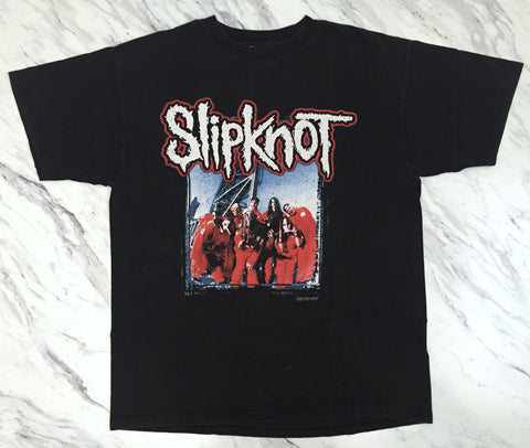 Slipknot 2000 Group Photo XL