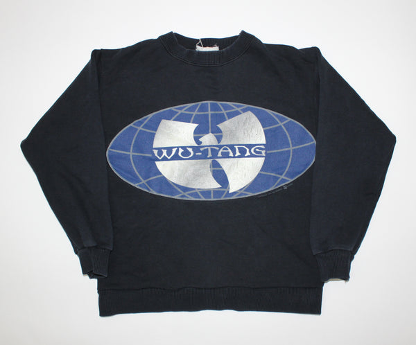 Elevated Youth Reworked '97 Wu Tang 'Forever' Crewneck Sz Small *1 of 1*