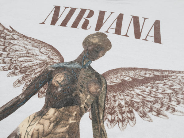 Nirvana 1993 'In Utero' XL *Distressed*