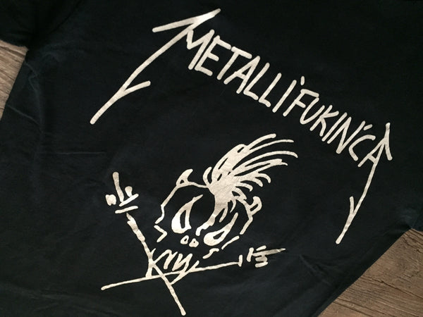 Metallica '94 ' Metalli'fukin'ca / Summer Shit Tour Large