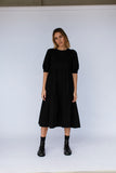 ESTHER DRESS - BLACK