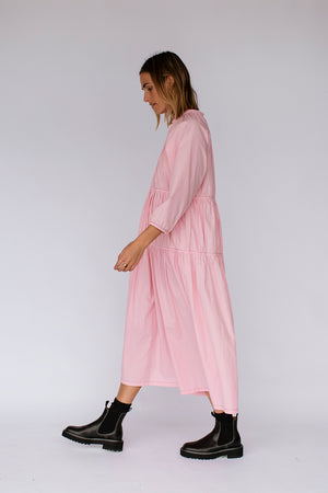 MARLEY DRESS - LOLLY PINK